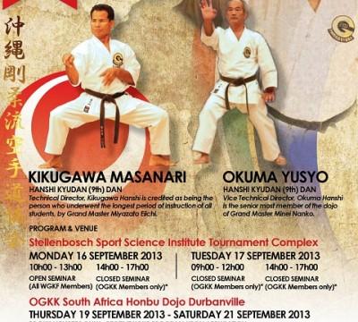 International OGKK Seminar